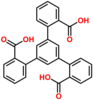 2-[3,5-bis(2-carboxyphenyl)phenyl]benzoic acid
