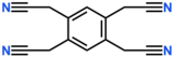 2-[2,4,5-tris(cyanomethyl)phenyl]acetonitrile
