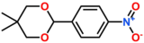 1,3-Dioxane, 5,5-dimethyl-2-(4-nitrophenyl)-